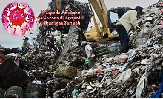 sampah Covid =-19