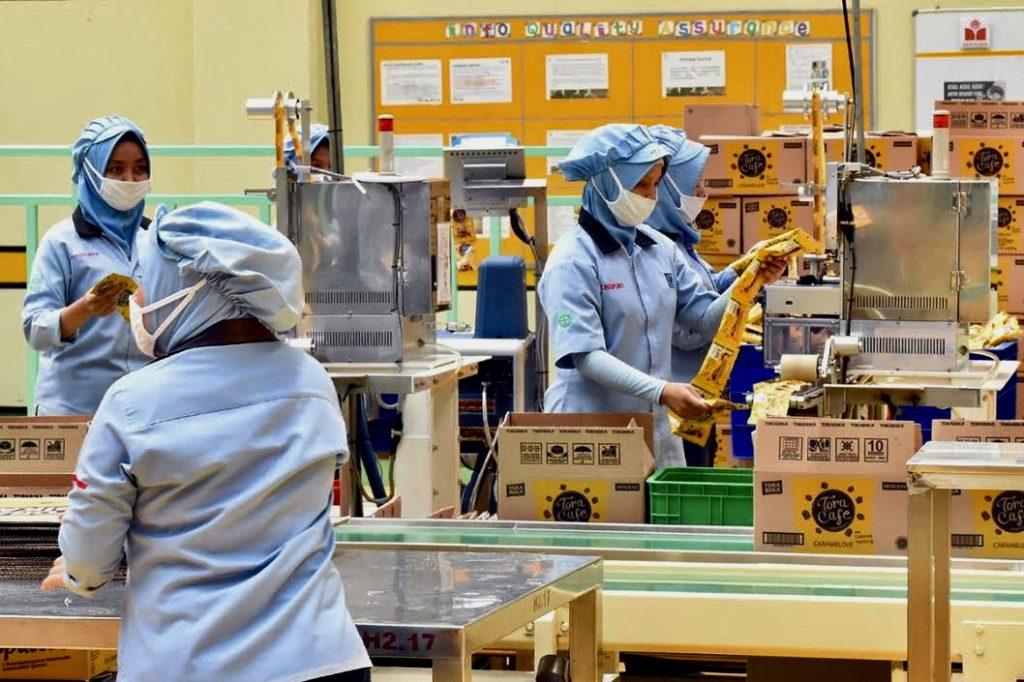 kegiatan pabrik