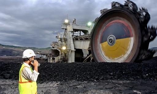batu bara bukit asam